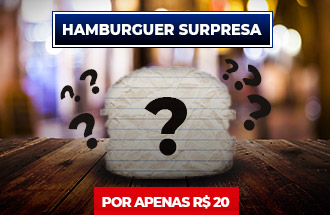 Hamburguer Surpresa